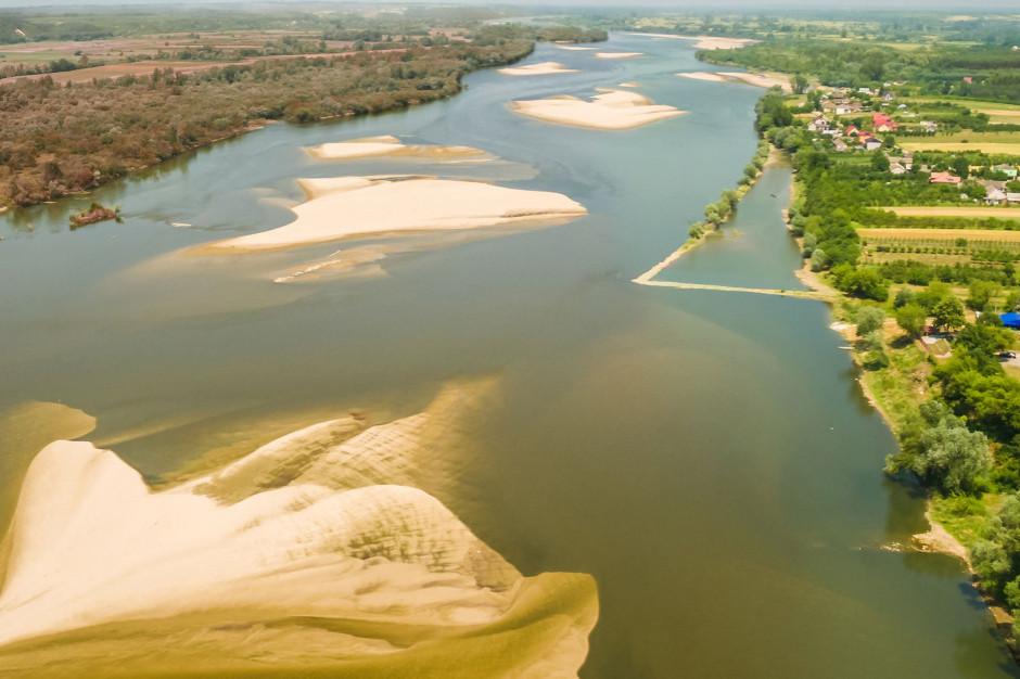 Mimo intensywnych opadów, rezerwy wody nie odbudowały się we wszystkich regionach