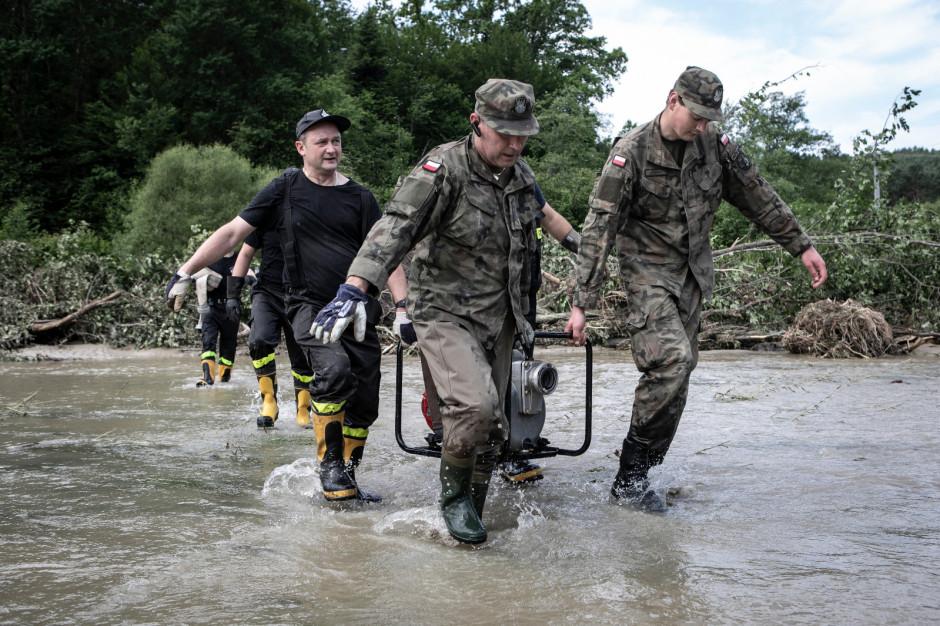 Maląg: 4 mln zł na pomoc dla poszkodowanych na Podkarpaciu