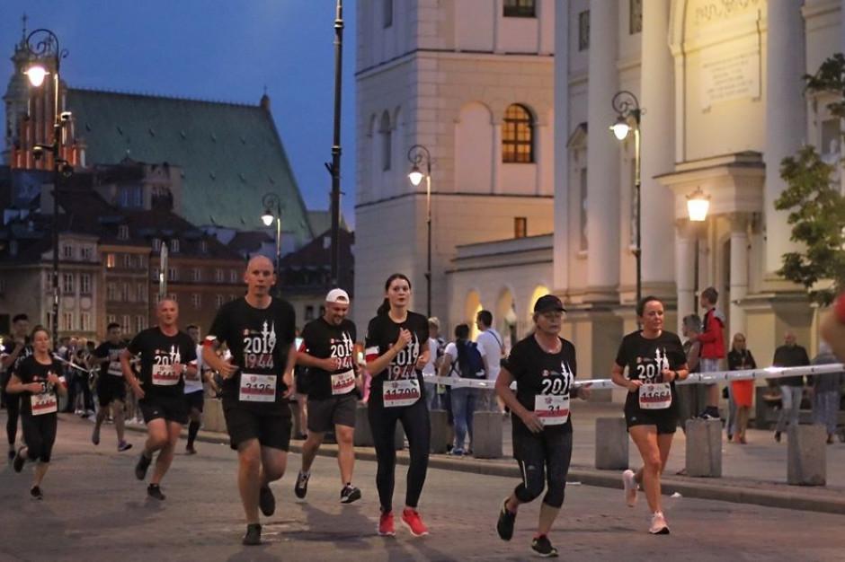 Bieg Powstania Warszawskiego w tym roku wirtualnie
