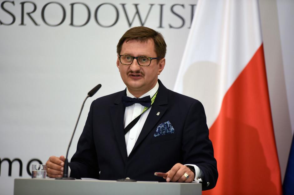 Inspektorzy Ochrony Środowiska nasilą kontrole. Paweł Ciećko sięga po policjantów