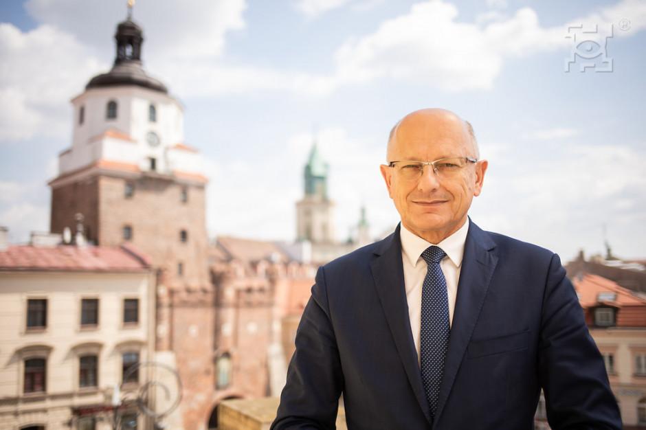 Krzysztof Żuk odznaczony przez prezydenta Ukrainy