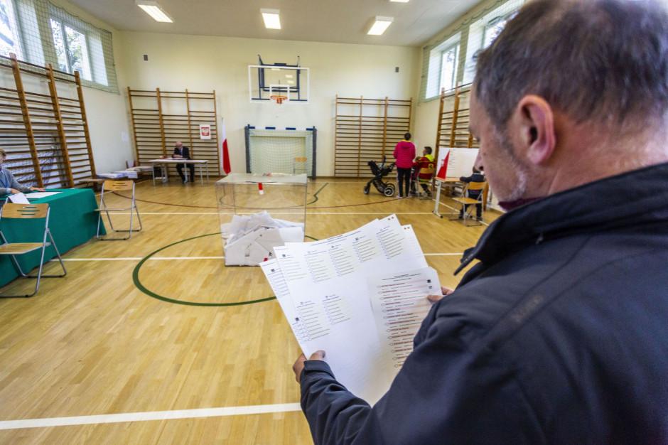 Wybory: Najwyższa frekwencja na Mazowszu, najniższa - na Opolszczyźnie