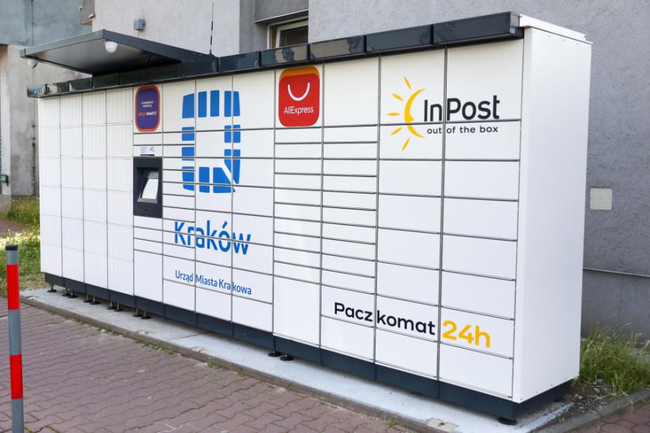 Kraków: Paczkomat do odbioru dokumentów ułatwi obsługę w urzędzie