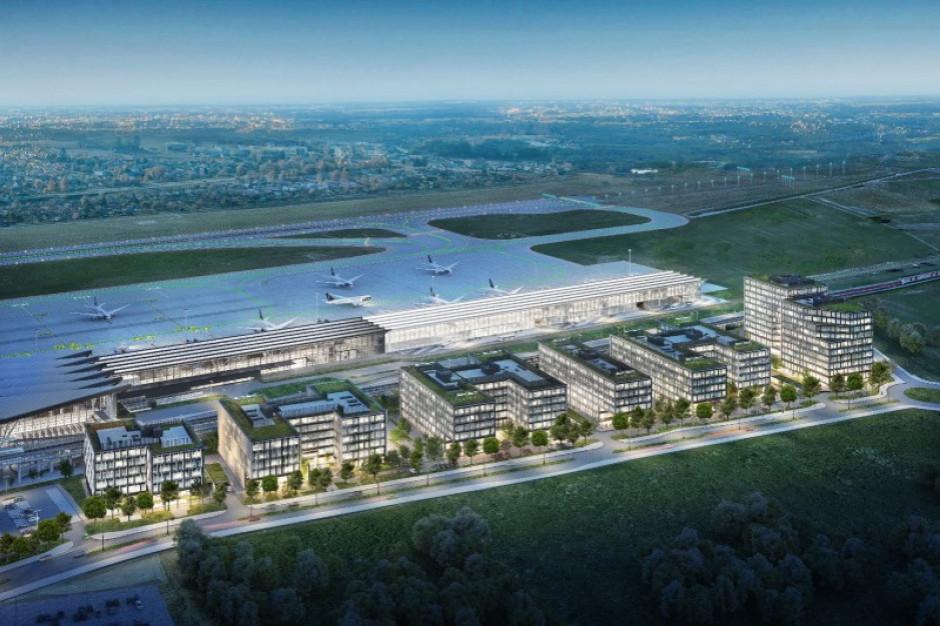 Na gdańskim lotnisku powstanie unikatowe w Polsce centrum biurowe