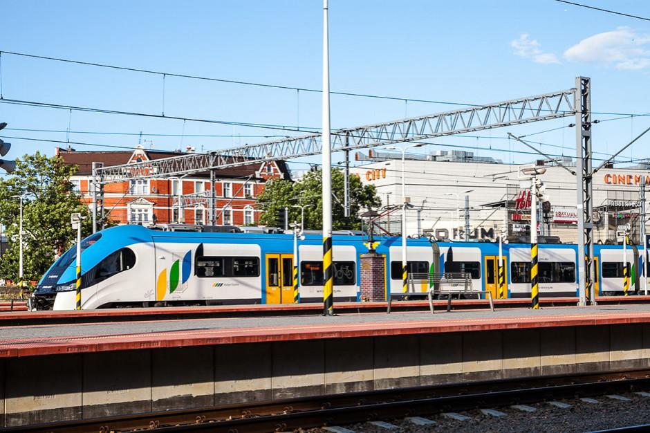 Śląskie: Metropolia chce wiązać projekt Kolei Metropolitalnej z programem Kolej Plus