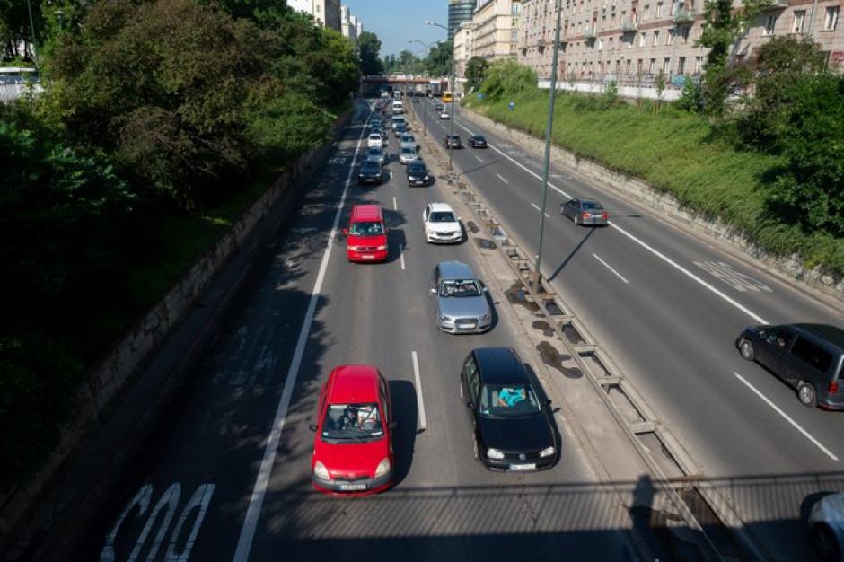 Jak Warszawa poradziła sobie z intensywnym deszczem