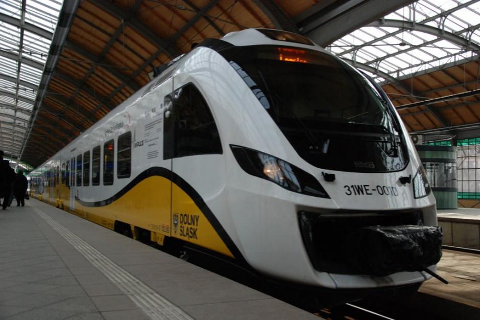 Dolnośląskie: Rozstrzygnięto przetarg na dostawę nowych pociągów elektrycznych