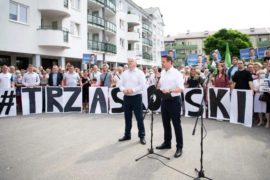 Trzaskowski: dzięki samorządowcom cała Polska wypiękniała