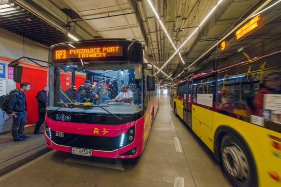 Śląskie: W Metropolii wróciły autobusy linii lotniskowych