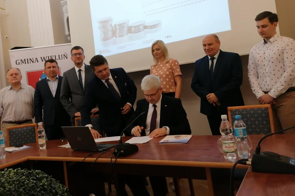 Łódzkie: Zainaugurowano działanie Wieluńskiego Klastra Energii