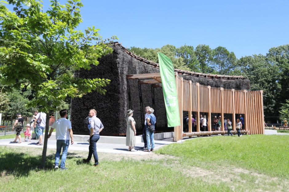 Kraków: Tężnia solankowa w Nowej Hucie otwarta, w planie budowa jeszcze dwóch
