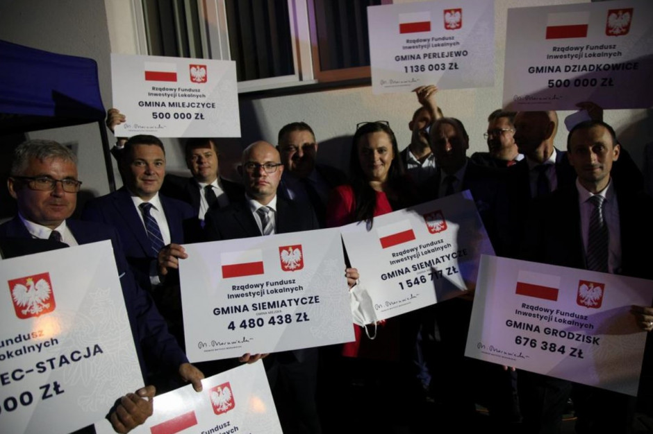 1,2 mln zł rządowego wsparcia dla przeprawy na Bugu