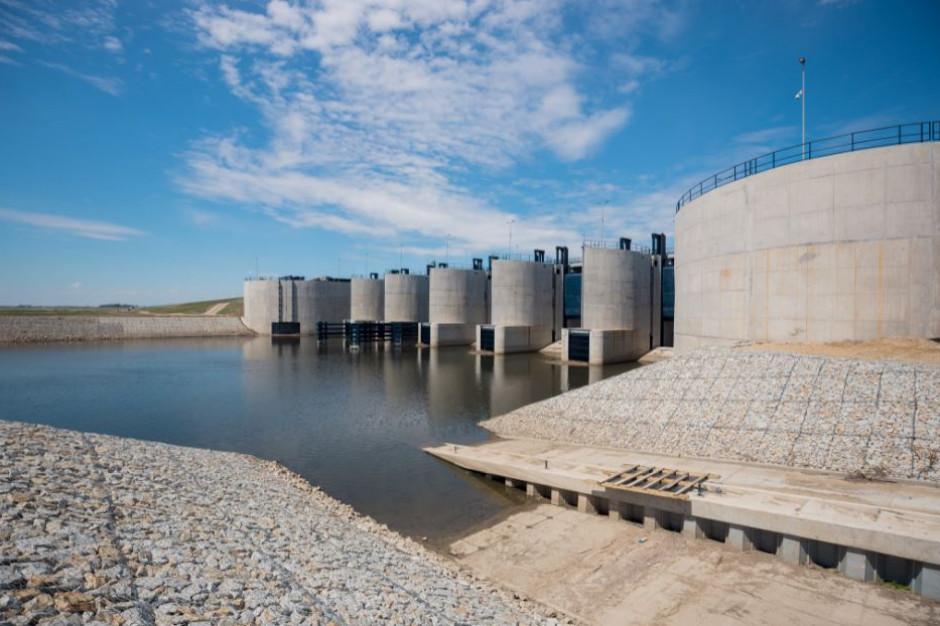 Nowy zbiornik przeciwpowodziowy w Raciborzu zabezpieczy przed żywiołem 2,5 mln osób