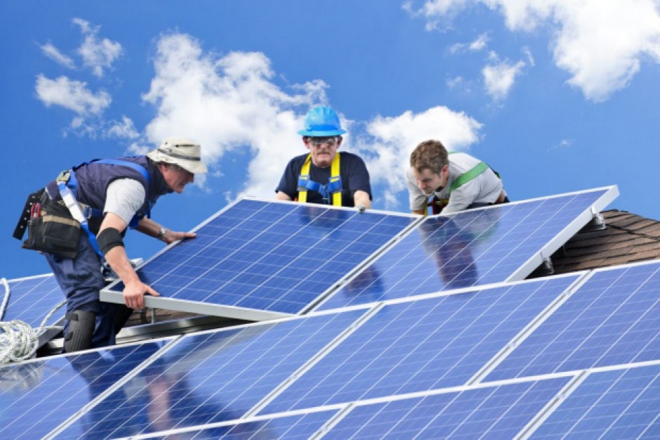 Na dachu centrali PGNiG powstanie instalacja fotowoltaiczna o mocy ok. 50 kW