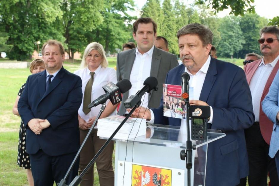 Wojewoda i marszałek apelują o spędzanie urlopu w Łódzkiem
