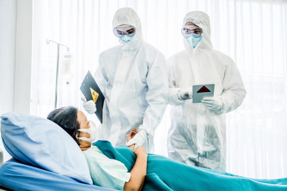 Wielkopolska już z tylko jednym szpitalem jednoimiennym