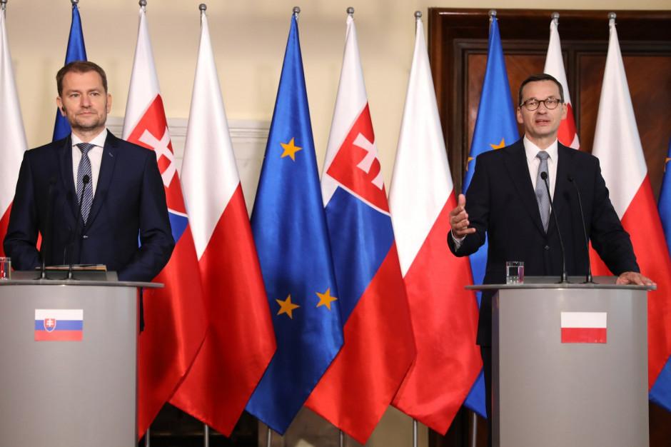Premier Słowacji: chce czerpać z polskich doświadczeń w wykorzystywaniu funduszy UE