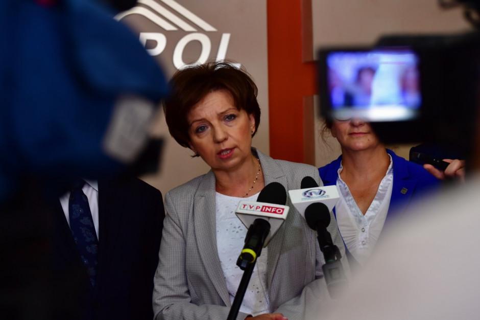 Marlena Maląg: 6 mld zł dla samorządów na inwestycje w ramach tarczy antykryzysowej