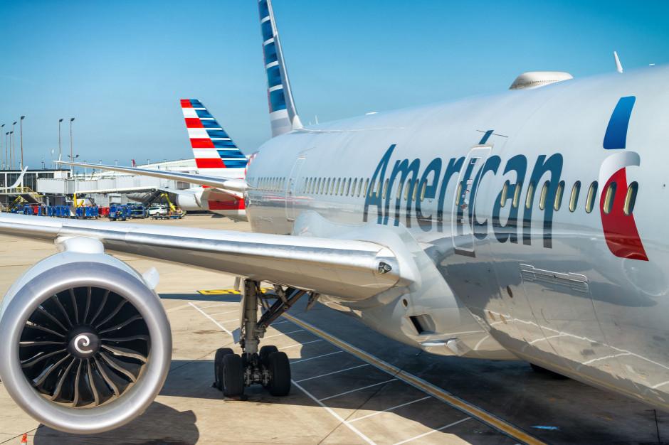 Nie będzie połączenia American Airlines z Chicago do Krakowa