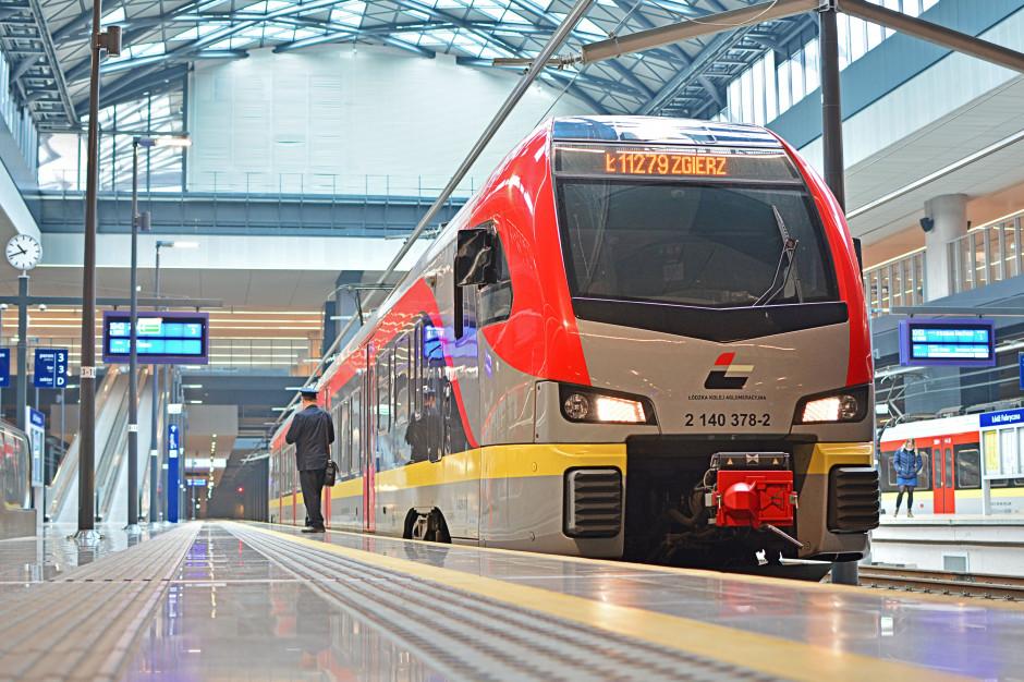 Łódzka Kolej Aglomeracyjna kupi pociągi hybrydowe