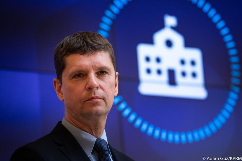 Dariusz Piontkowski: Prawo oświatowe można doprecyzować