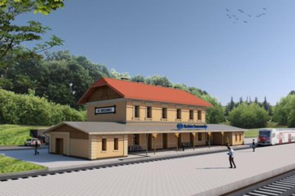 PKP przebudują XIX-wieczny dworzec w Krakowie
