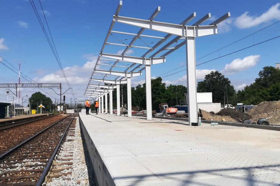 Przystanek Wrocław Muchobór ma być gotowy w 2021 roku