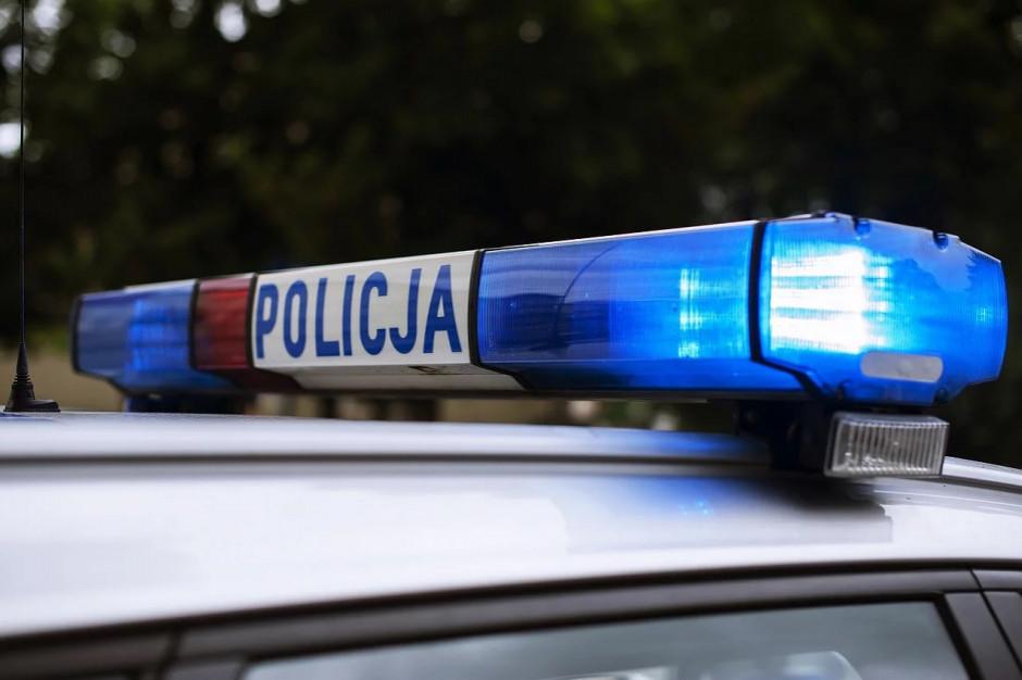 Spadek przestępstw, szczególnie w aglomeracjach