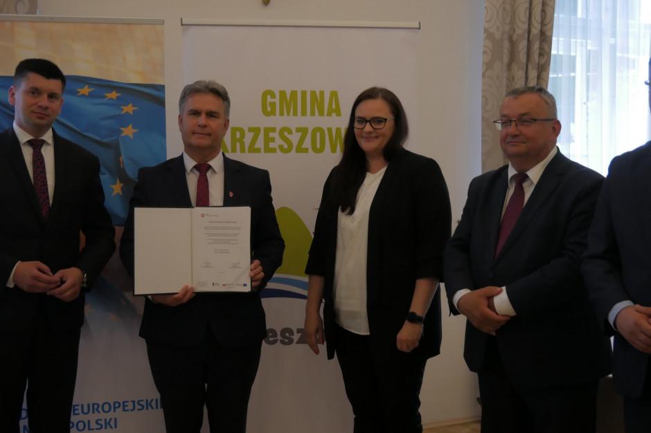 Rozbudowa ośrodka rehabilitacyjnego w Krzeszowicach dzięki środkom unijnym
