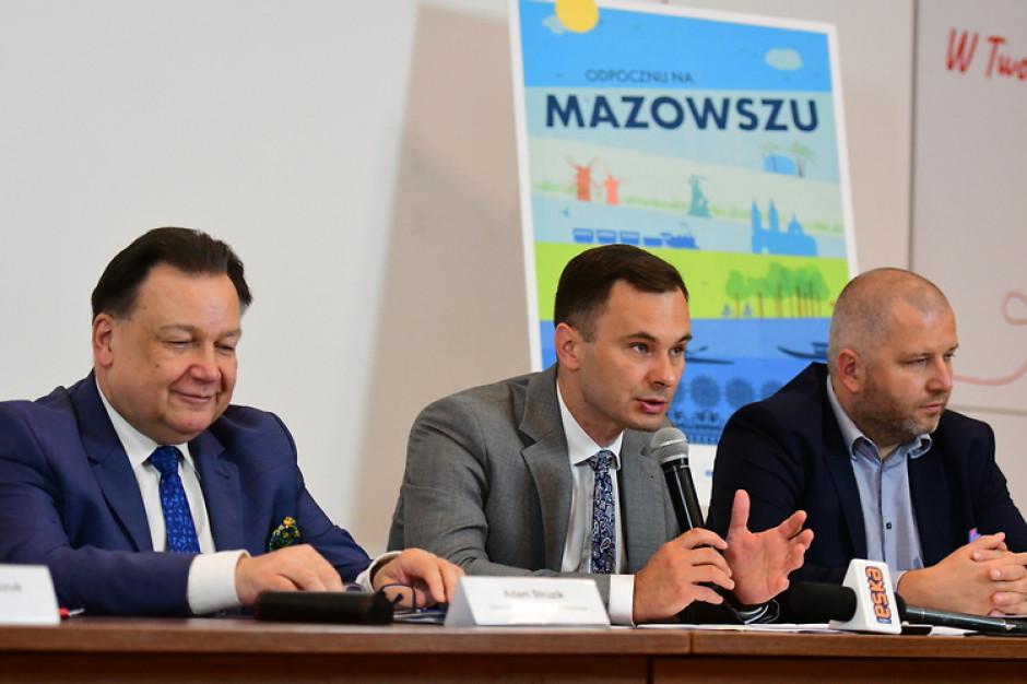 Mazowsze uruchamia wsparcie dla branży turystycznej
