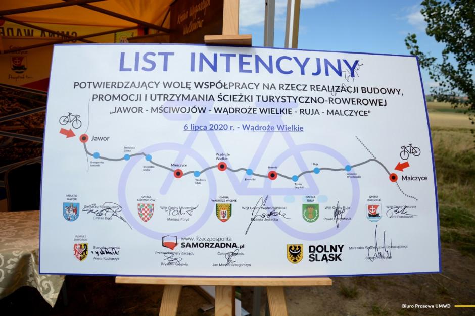 Samorządy Dolnego Śląska wybudują Odrzańską Trasę Rowerową