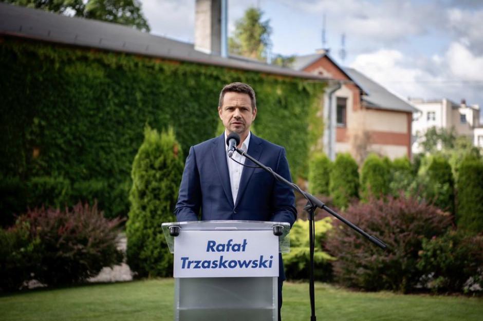 Rafał Trzaskowski: nie zgodzę się na likwidację powiatów