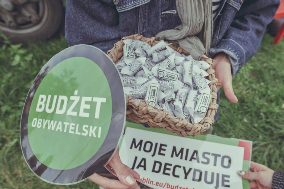 Budżet Obywatelski 2020 w Lublinie. Zakończył się nabór wniosków