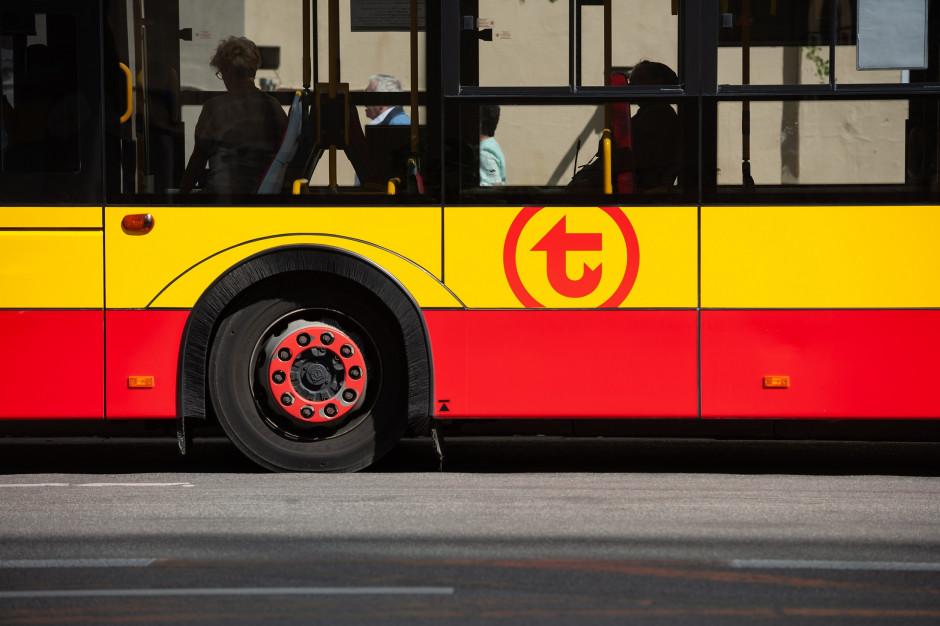Warszawa zawiesza obsługę linii autobusowych przez firmę Arriva