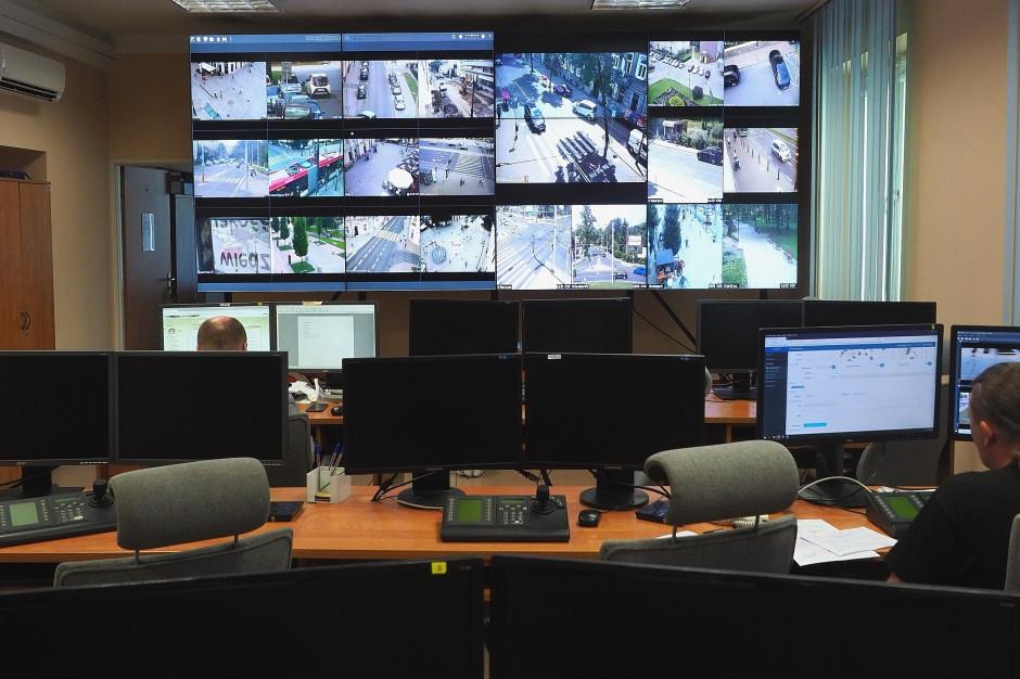 Nowe kamery monitoringu w Lublinie