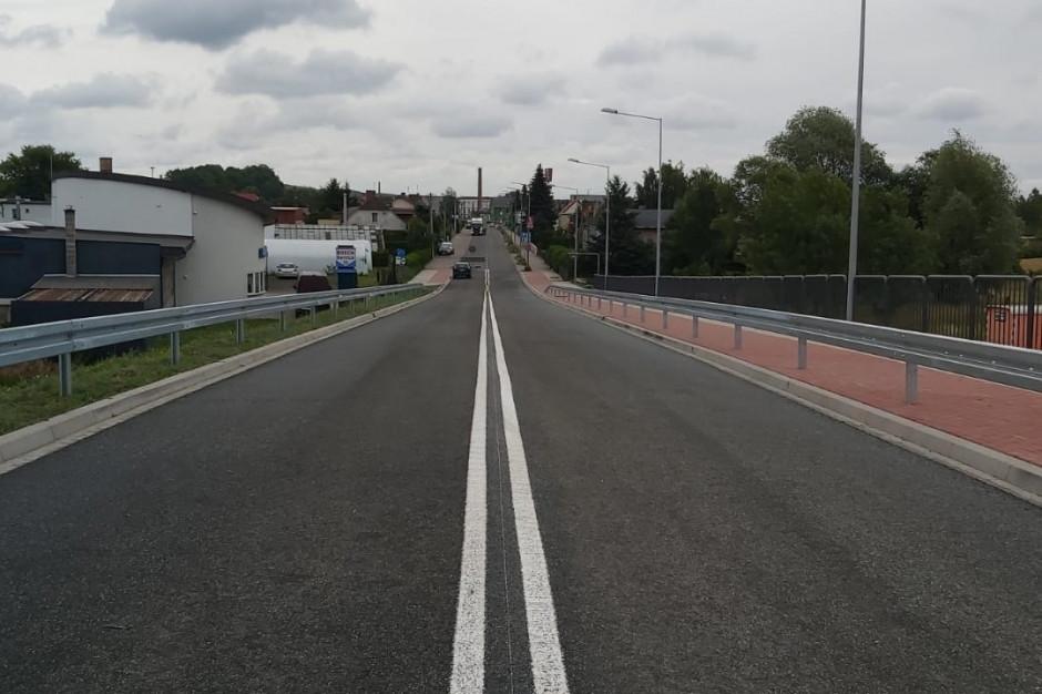 Nowy wiadukt w Lesznie oddany do użytku