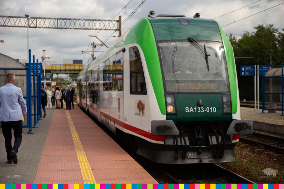Podlasie podpisze 10-letnią umowę z Polregio. Wrócą pociągi z Białegostoku do Hajnówki