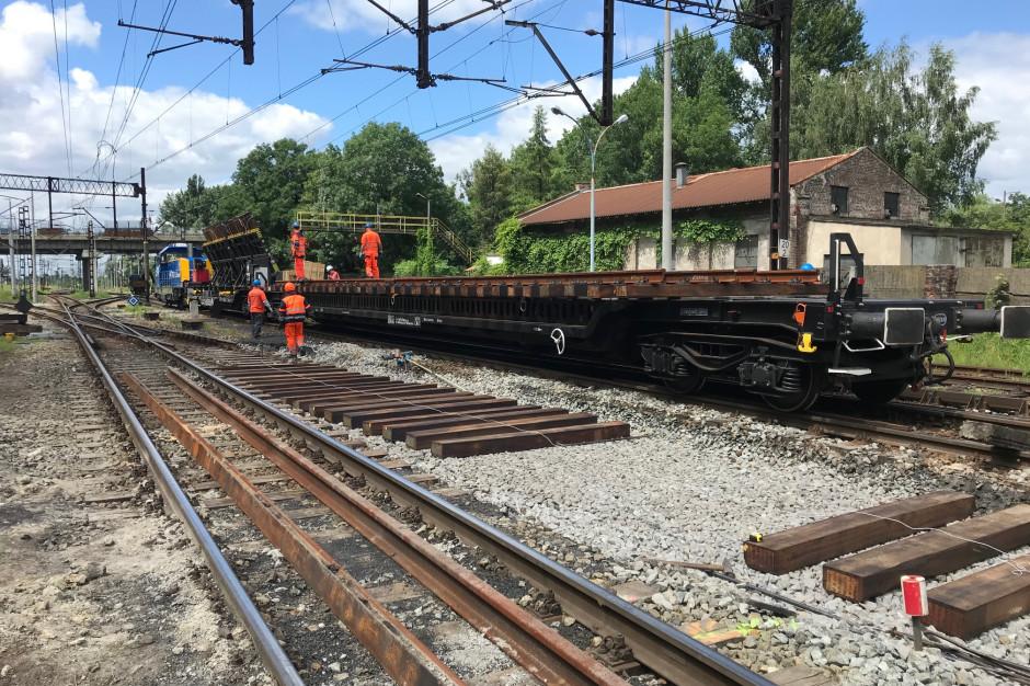 Trwa modernizacja stacji kolejowej w Skoczowie