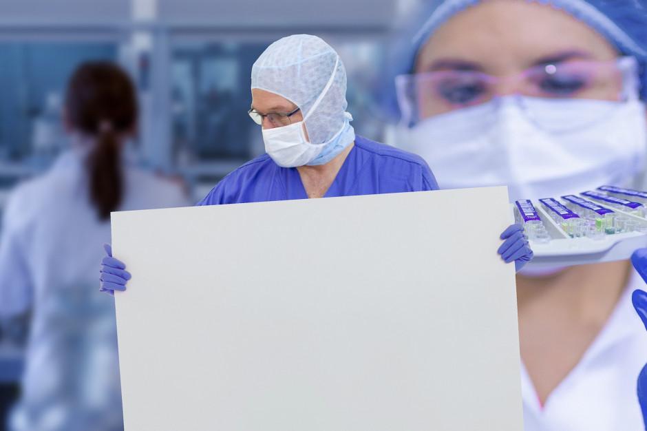 Ognisko koronawirusa w szpitalu w Gostyninie. Zakażonych 19 pacjentów i 5 pracowników