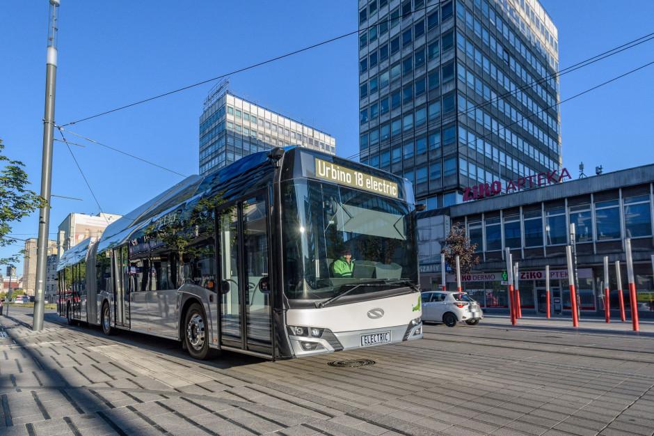 Solaris uzyskał finansowanie na autobusy elektryczne dla Krakowa