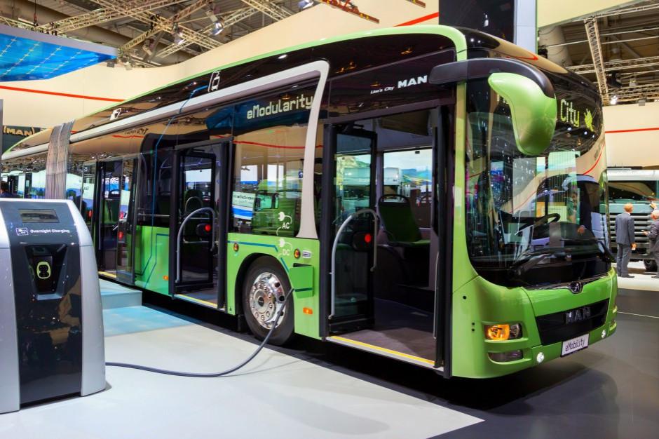 Śląskie: Sukces programu Gepard II. Na ulice wyjadą elektryczne autobusy
