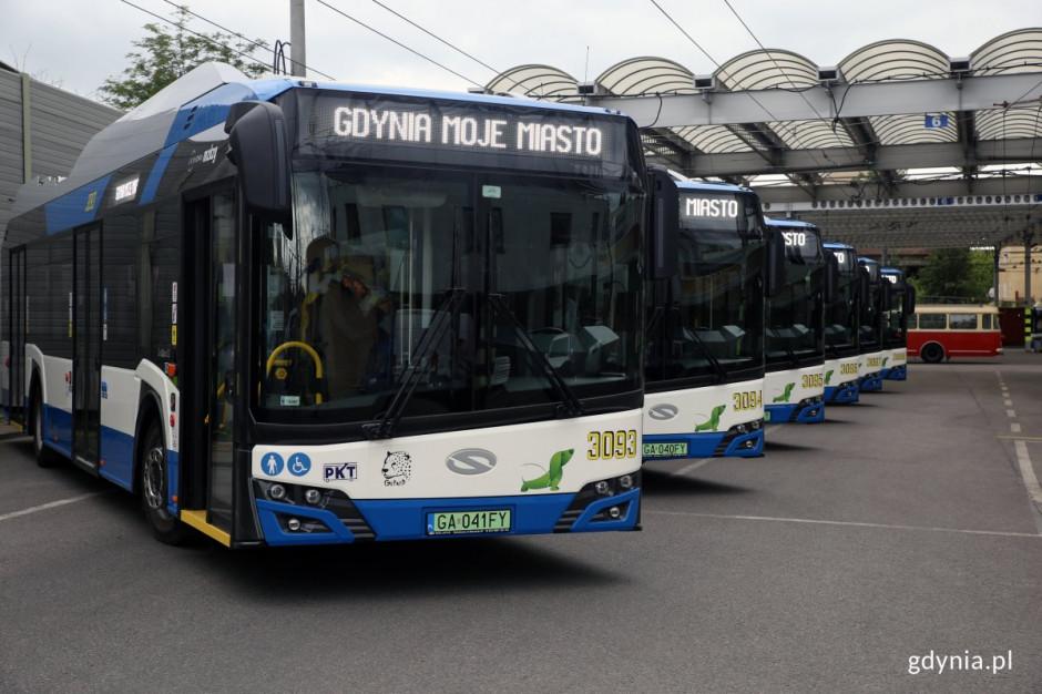 """Nowe """"supertrolejbusy"""" już na gdyńskich ulicach"""