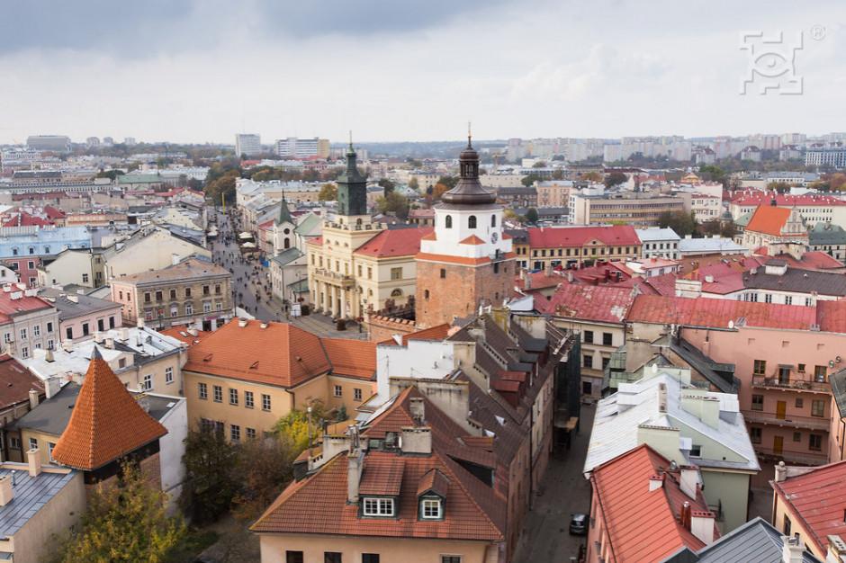 Lublin stawia na zieleń. Miasto czeka metamorfoza