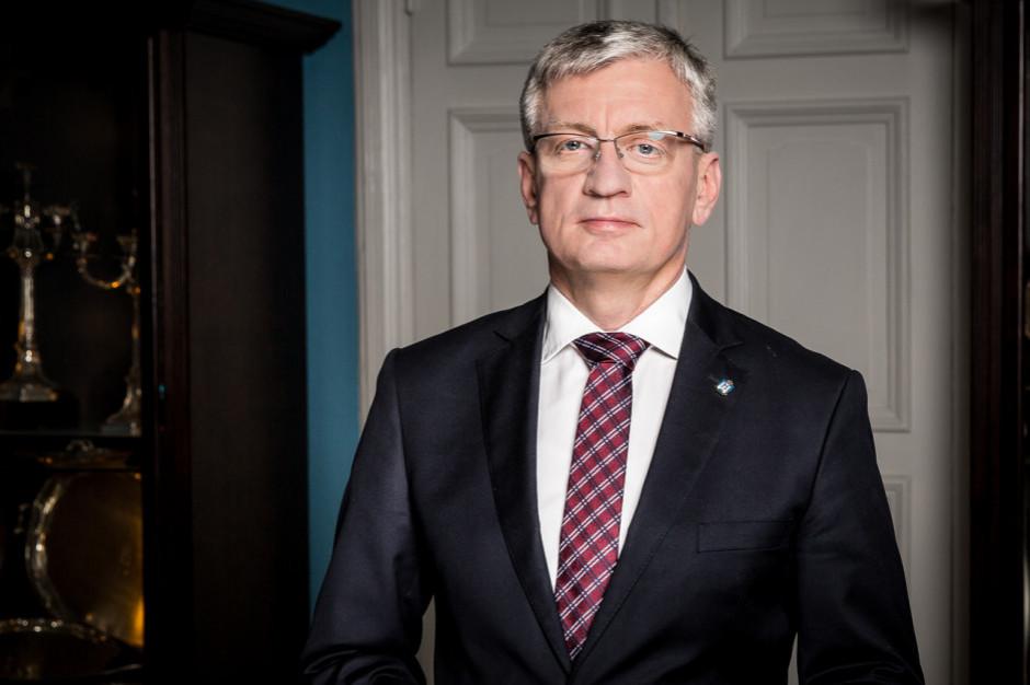 Prezydent Poznania odwołał swoją zastępczynię. Poinformował ją o tym SMS-em