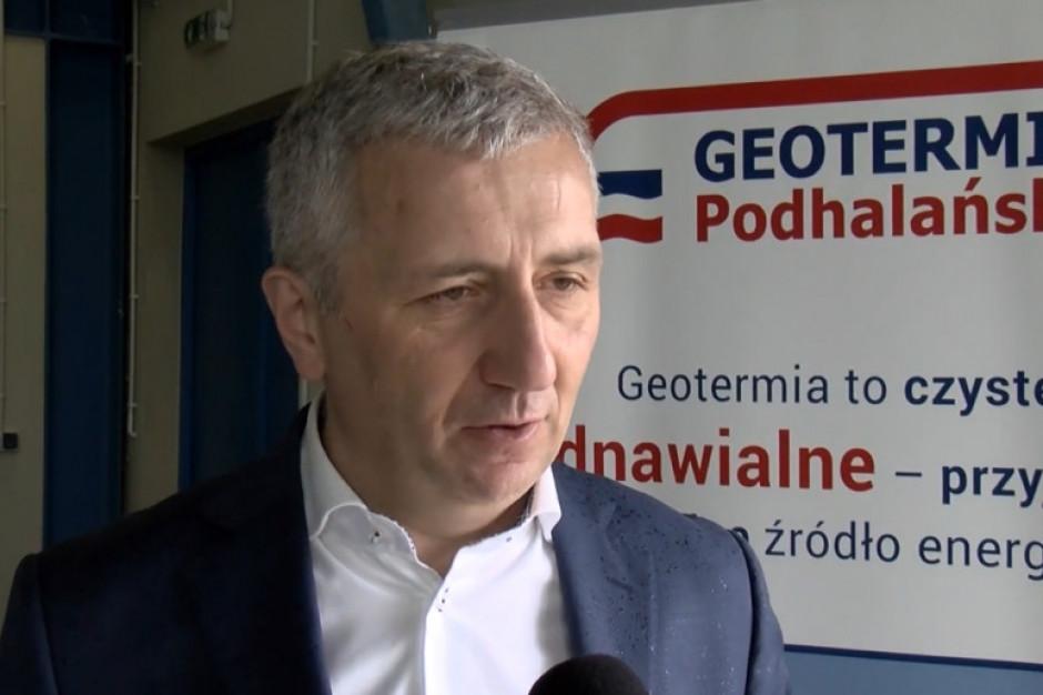 Prezes Geotermii Podhalańskiej nowym prezesem Tauron Polska Energia