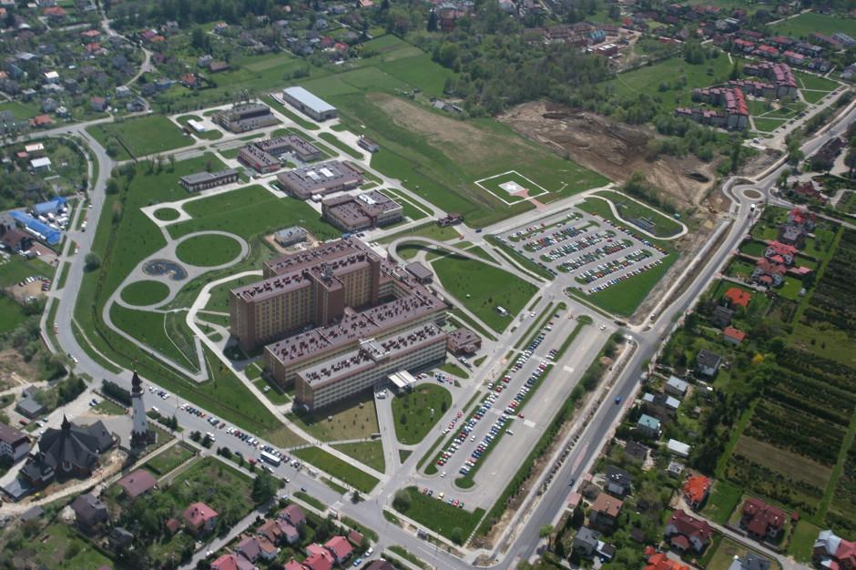Bielsko-Biała: Szpital wojewódzki kupi nowy sprzęt do walki z koronawirusem