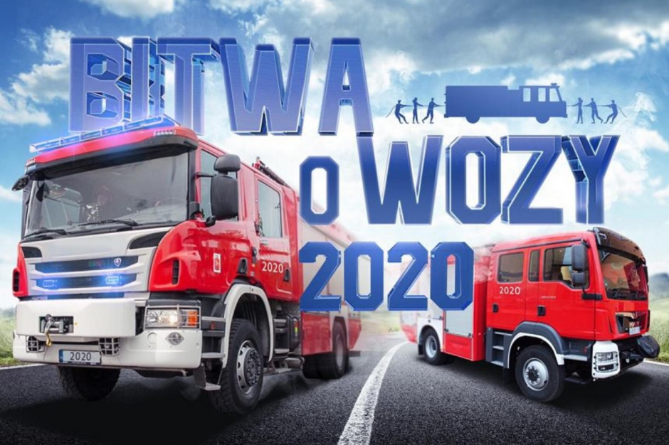 Kto otrzyma wozy strażackie? Jest lista gmin z najwyższą frekwencją w II turze