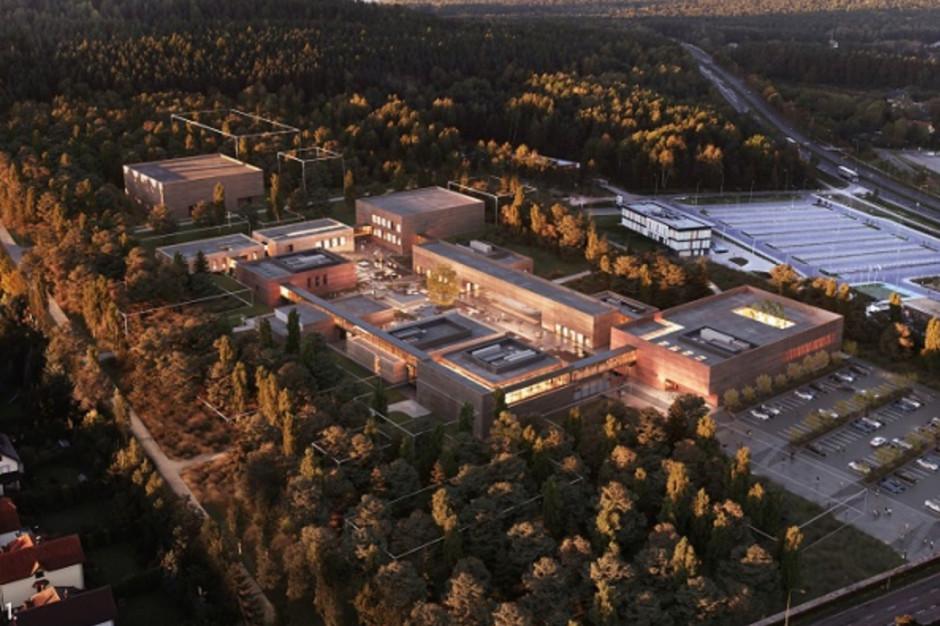 15 ofert w przetargu na budowę kampusu Głównego Urzędu Miar w Kielcach