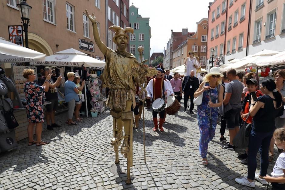 650 stoisk i wystawcy z 12 krajów na 760. Jarmarku św. Dominika w Gdańsku
