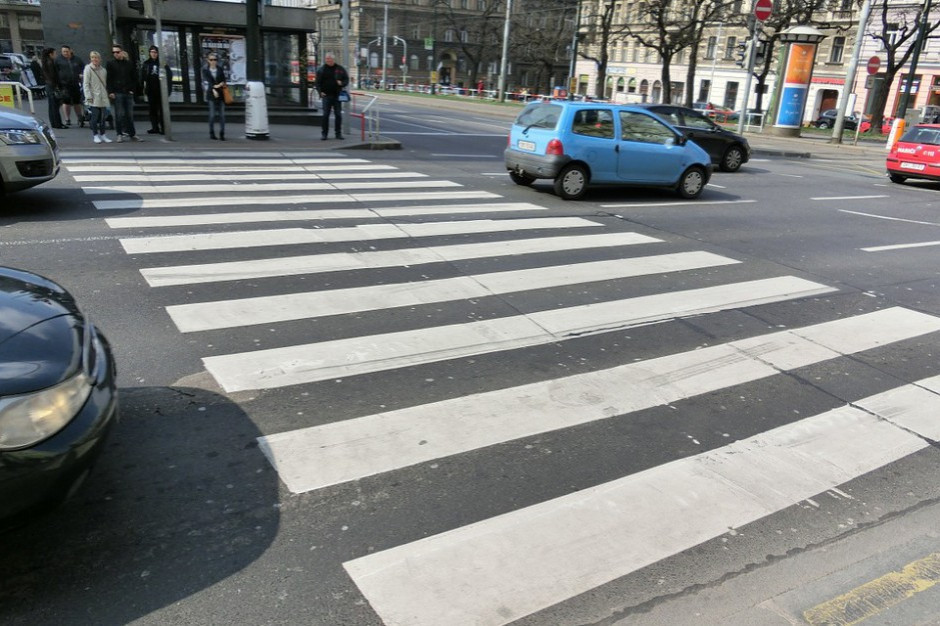 86 gmin i powiatów zyska nowe lub odnowione przejścia dla pieszych